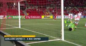 Adelaide United and Jeju United played out a sensational 3-3 draw on Matchday 3 of the ACL on Wednesday night.