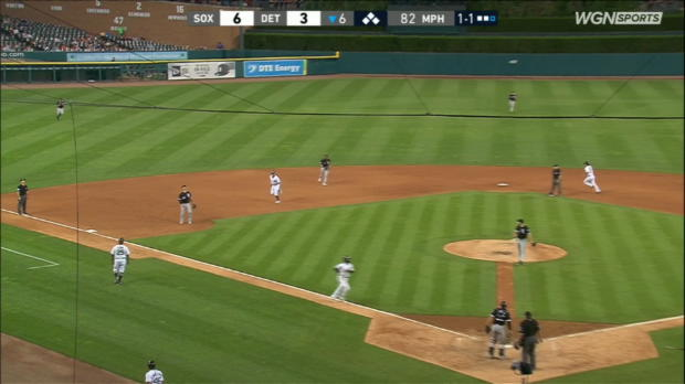 Giolito avoids damage in the 6th