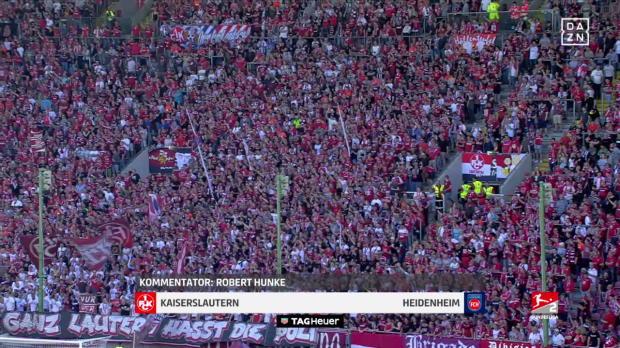 1. FC Kaiserslautern - 1. FC Heidenheim 1846