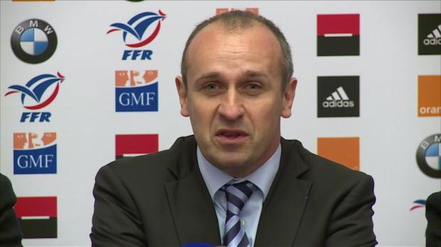 VI Nations - XV de France : Saint:André : 'Des petits détails qui font la différence'