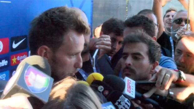 "Rakitic: ""Neymar ist Teil der Barca-Familie"""