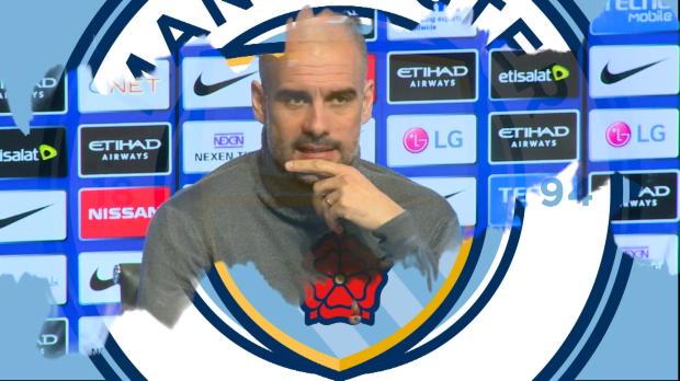 Guardiola vs. Klopp in Wort und Zahl