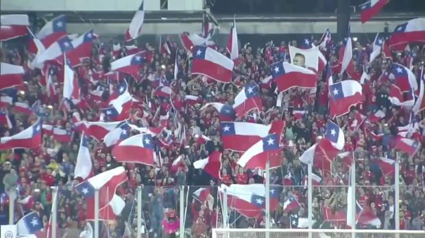 Chile - Ecuador