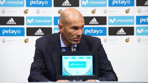 """Zidane bangt nach Rot um Ronaldo: """"Zu hart"""""""