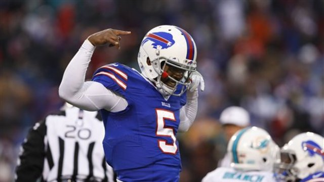 Mike Mayock: Tyrod Taylor is a capable QB, but not a franchise QB