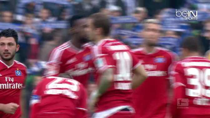 Bundes : Hertha Berlin 3-0 Hambourg