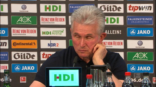 """Heynckes: """"Sehe keinen Vorteil für Real Madrid"""""""