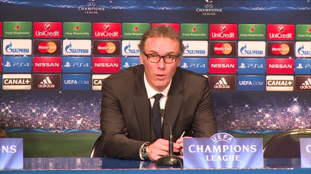 LDC - Groupe F : PSG, Blanc : 'Beaucoup de satisfaction'