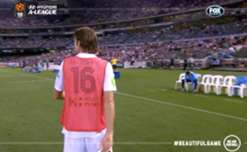 New Melbourne City recruit Josh Kennedy debuted for his new club in the Melbourne Derby.