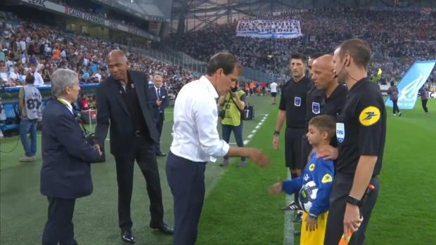 Ligue 1: Marseille - Guingamp   DAZN Highlights