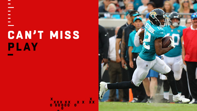 Can't-Miss Play: Westbrook goes TO THE HOUSE for 61-yard TD
