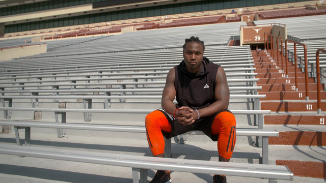 NFL 360: D'Onta Foreman - Running Forward