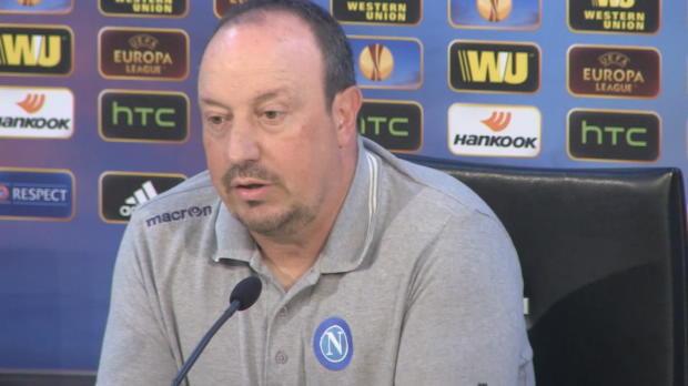 """Benitez: """"Es wird ein sehr schweres Spiel"""""""
