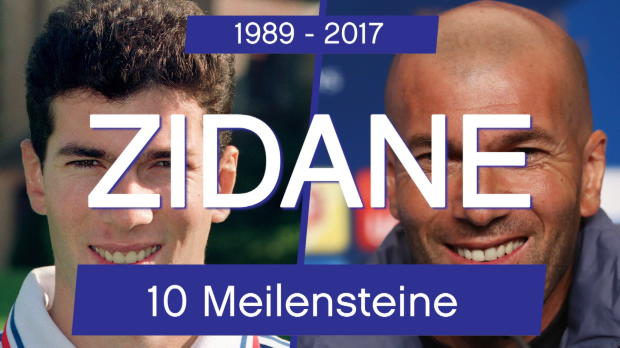 Zinedine Zidane: Der ultimative Winner