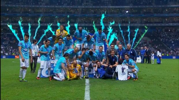 Liga MX: Eine Legende wird geboren