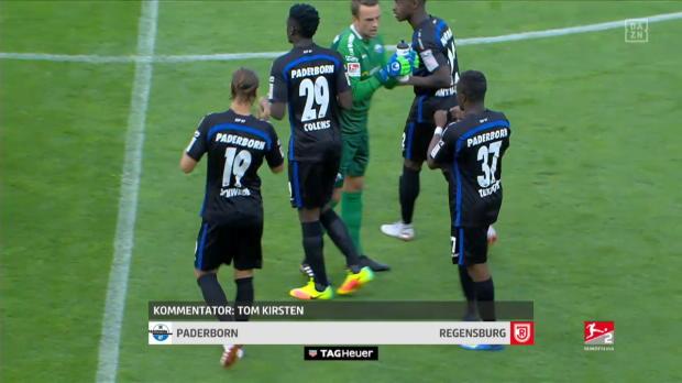 SC Paderborn - SSV Jahn Regensburg