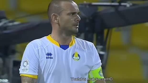 """Sneijder sorgt für Eklat: """"Letztes Spiel in Katar""""   Viral"""