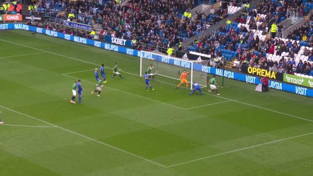 Premier League: Cardiff - Brighton   DAZN Highlights