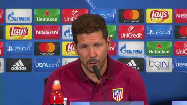 Simeone vergleicht Guardiola und Ancelotti