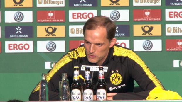 """Tuchel scherzt: """"Gin Tonic wird helfen"""""""