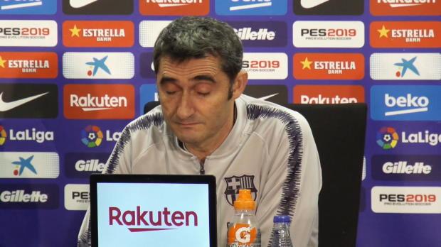 """Valverde: """"Derby wird mehr mit Herz gespielt"""""""