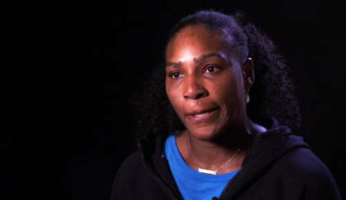 S.Williams Interview: WTA Rome QF