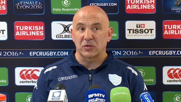 Quarts - Travers - 'Nous sommes les petits face � Toulon'