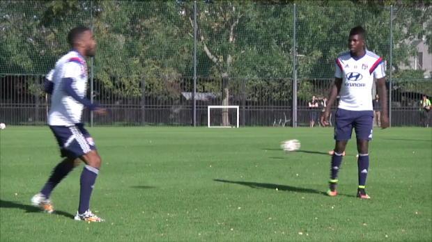Foot : L1 - L'OL prêt a relever le défi marseillais