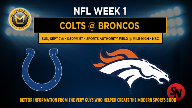 Indianapolis Colts at Denver Broncos
