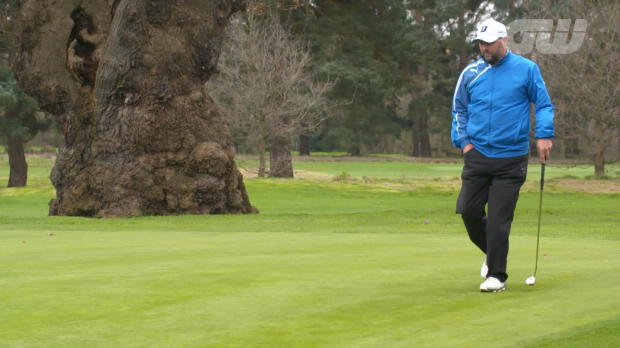 Player Profile: Amputee pro golfer Michael Browne