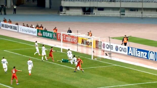 لقطة: كرة قدم: أوسكار يدكّ الشباك مجدّدا لفائدة شانغهاي