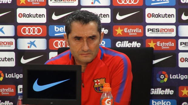 """Valverde: Dembele-Verletzung """"nicht erwartet"""""""