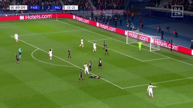 Schuss, Hand, VAR, Tor für United! PSG ist raus!   Champions League Viral
