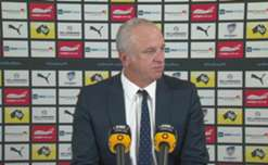 Sydney FC boss Graham Arnold said he was pleased with his side's attitude following their 3-0 win over Perth Glory.