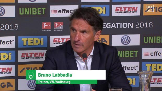 """Labbadia nach Kiel: """"Mit unsere besten Spiele"""""""