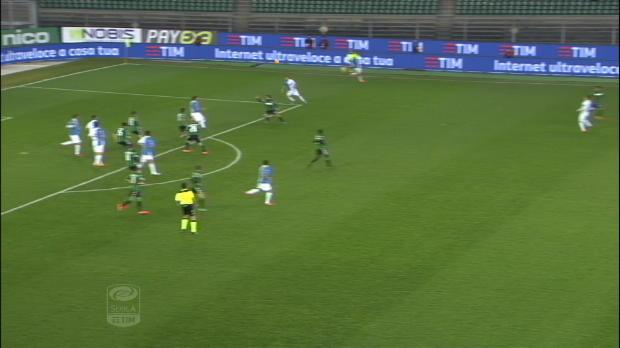 Serie A Round 25 : Chievo 1-1 Sassuolo