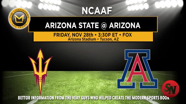 Arizona State @ Arizona
