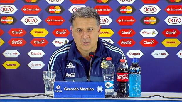 "Copa America: Martino: ""Messi einmalig"""