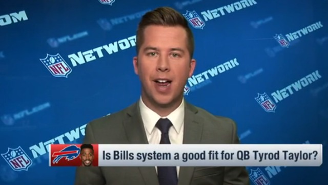 Palmer: Tyrod Taylor might be perfect fit for new Bills offense