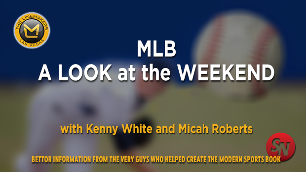 MLB Weekend Series July 24th - 26th