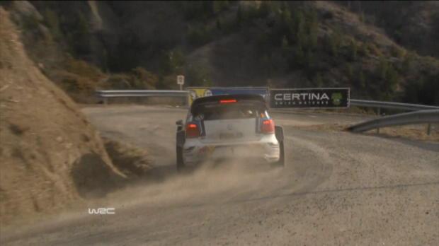 WRC Montecarlo- Ogier mantiene el liderato