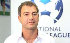 Coach of Sydney United, Mark Rudan gives us his thoughts on the NPL.