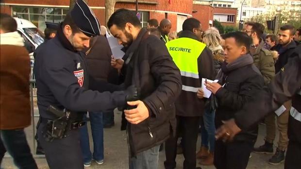 Attentats - PSG-Troyes, un match sous haute surveillance