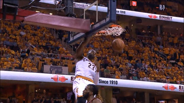 Basket : NBA - Play-offs - Les Cavs se rebiffent méchamment