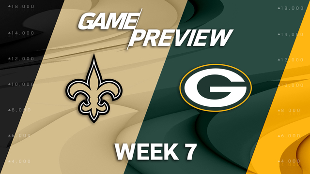 New Orleans Saints vs. Green Bay Packers preview | 'NFL Playbook'