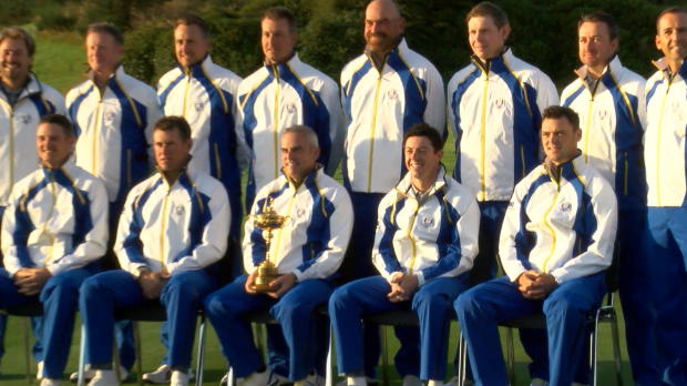 Rory McIlroy and Graeme McDowell are likely to be kept apart when the pairings for the Ryder Cup are confirmed.