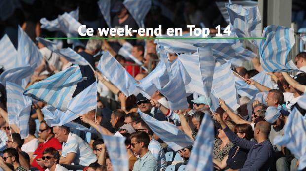 Top 14 - Top 14 : Au programme de la 23e journée