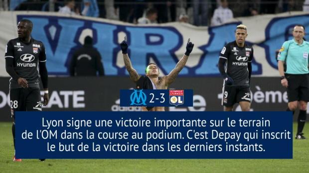 Ligue  1 - La saison en 10 dates clés