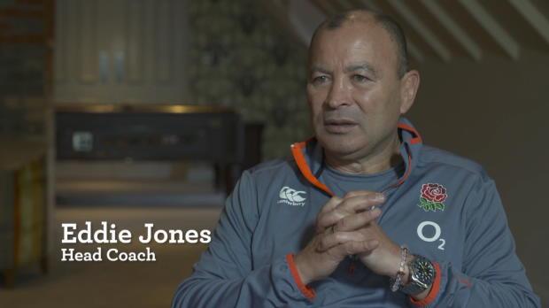 Eddie Jones on his team to face Italy