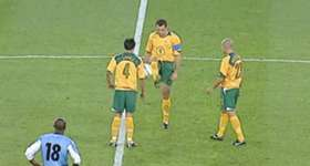 Die-hard Caltex Socceroos fans re-live all the emotions from 'that night' in 2005 when Australia beat Uruguay to qualifiy for the 2006 FIFA World Cup.